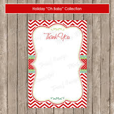 Christmas Baby Shower Invitations - just in time for the holidays u201coh baby u201d christmas baby shower