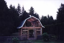 Hip Roof Barn Project