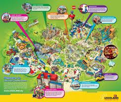 Legoland Map Florida by Legoland Is Heaven For Lego Maniac Wandering Dejavu
