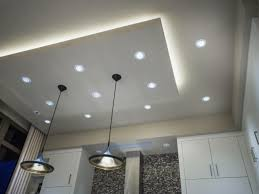 Recessed Lighting For Drop Ceiling by Basement Drop Ceiling Led Lighting Kitchen Light Recessed