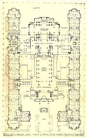 Clarence House Floor Plan 73 Best Castle Plans Images On Pinterest Architecture Plan