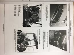 john deere 110 tractor loader backhoe operators manual operation