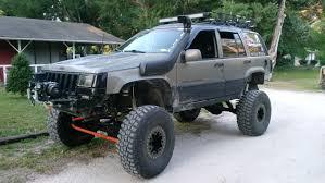 jeep grand cherokee prerunner juggernaut clayton offroad