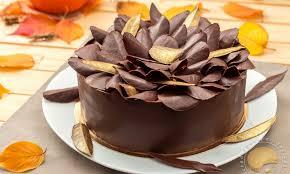 recette cuisine automne recette gateau au chocolat feuille d automne gâteaux de vacances