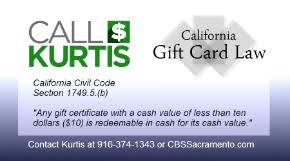 gift card business call kurtis undercover california s gift card refund cbs13
