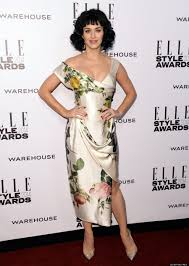 katy perry named 2014 elle woman of the year in bad haircut photos