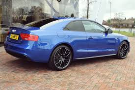 audi a5 price usa 2016 audi a5 coupe black edition plus in sepang blue audi