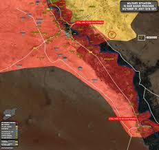 Likely Syrian Missile Targets In Google by To Hand Over Tabiyah Oil Field East Of Deir Ezzor To Government
