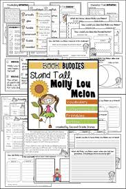 Wemberly Worried Worksheets 14 Best Molly Lou Melon Images On Pinterest Stand Tall Teaching