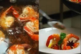 cuisine au wok recettes recette de nage de gambas à l anis étoilé wok de légumes
