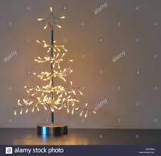 metal tree display lightedmetal collar gold