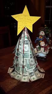 christmas money tree instead of gift cards for teachers make