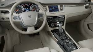 peugeot 407 coupe interior peugeot 508 auto review