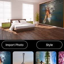 the wall mural app select mural