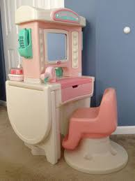 vintage little tikes vanity beauty salon with chair