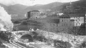 fotos antiguas eibar estación de tren patrimonio cultural de eibar egoibarra eus