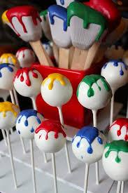 Best 25 Art Party Cakes Ideas On Pinterest Art Birthday Cake