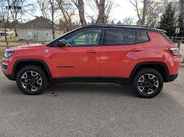 trailhawk jeep 2017 jeep compass trailhawk compass almost finds its true north