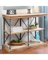 sofa tables on sale amazing deal on sonoma two tier console table
