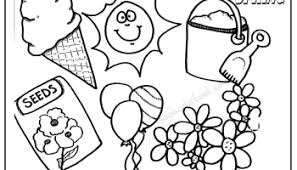 spring bees coloring pages