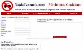 ultimo dia para pagar refrendo edomex 2016 tenencia estado de méxico 2011