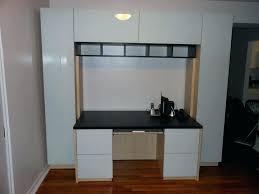 Wall Unit Bookshelves - bookcase desk computer desk wall unit auckland wall unit desk