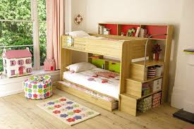 bunk bed small space home design