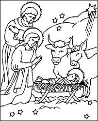 birth of jesus coloring page crafts u2013 hellenic community of ottawa