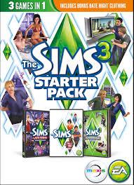Home Design Career Sims 3 The Sims 3 Starter Pack