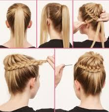 model rambut sanggul simple 15 tutorial gaya rambut panjang modern gaya kebaya