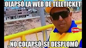 Memes De Peru Vs Colombia - per禳 vs colombia memes causan furor tras venta de entradas