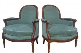louis xvi bergere chair french antiques