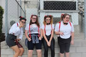 cute homemade nerd costumes costume model ideas