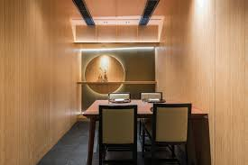 Den Architecture by Kaiseki Den By Saotome