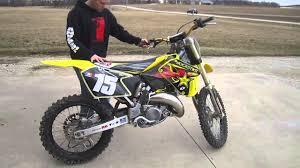 2003 suzuki rm 125 pics specs and information onlymotorbikes com