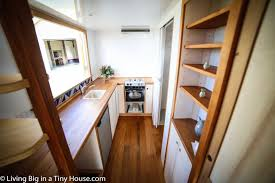 Mini Homes On Wheels For Sale by Luxurious Tiny Home In New Zealand Is Off Grid And 100 Self