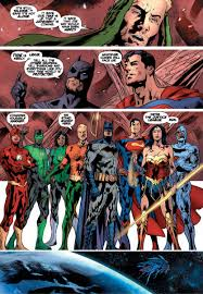 justice league this just happened a justice league needs a superman dc