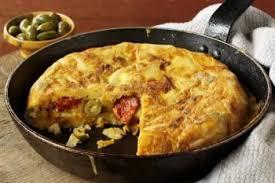 cuisine espagnole recette omelette espagnole tortilla auténtica recettes de cuisine espagnole
