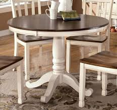 kitchen marvelous white round kitchen table sets for 6 5 dining