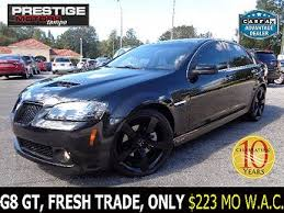 used pontiac g8 gt for sale with photos carfax