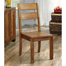 Farmhouse Style Dining Chairs Furniture Of America Clarks Farmhouse Style Dining Table Free