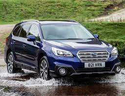 silver subaru outback subaru scoops accolades in driver power survey subaru