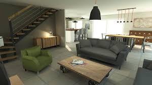 cuisine table int r idee deco pour maison best amenagement neuve ideas newsindo co