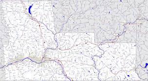 New York County Maps by Landmarkhunter Com Broome County New York