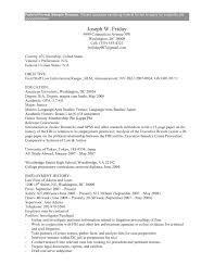 federal resume exle federal parole officer resume sales officer lewesmr