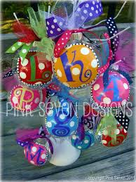 Christmas Ornaments With Initials For My Runners Initials For Girls Squad Team Idea Naughty Or