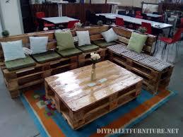 canapé avec palette canapé salon table faite avec palettesmeuble en palette meuble en