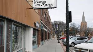 and open furniture decor store in downtown fargo