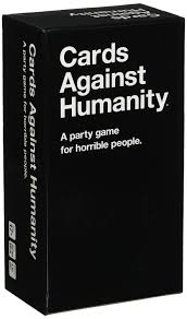 cards against humanity card game walmart com