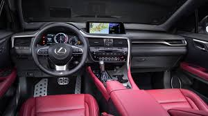 lexus rx 2008 interior 2016 lexus rx crossover review with price horsepower and photo